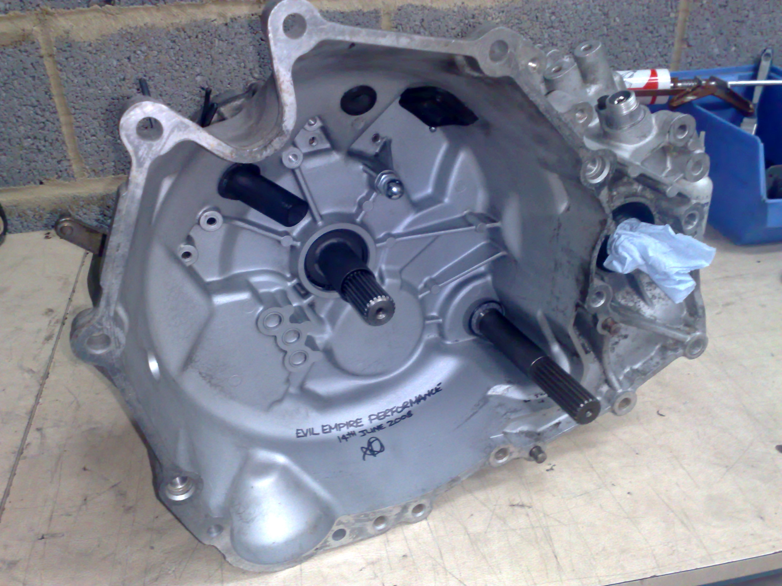 Gearbox and Transferbox