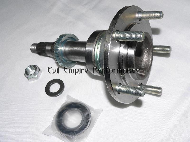 Rear Subframes & Wheel Bearings