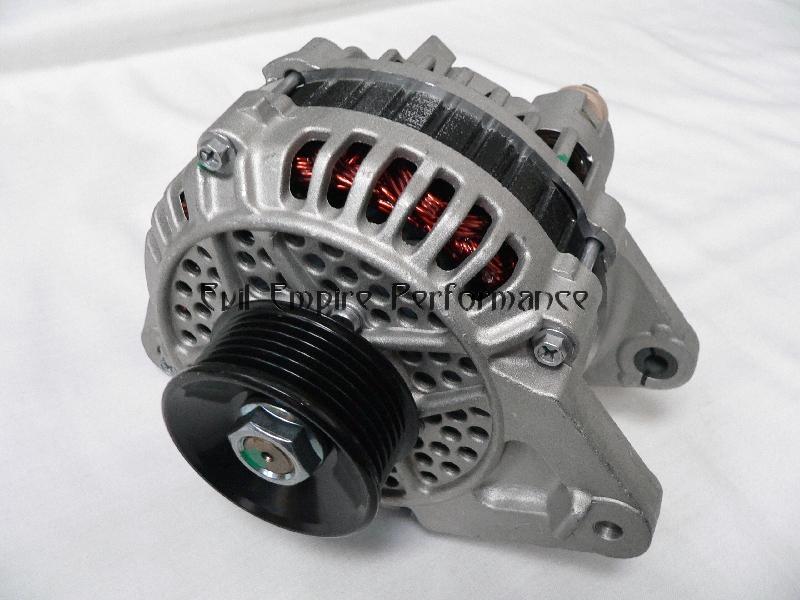 Air Con, Alternator & Starter Motor