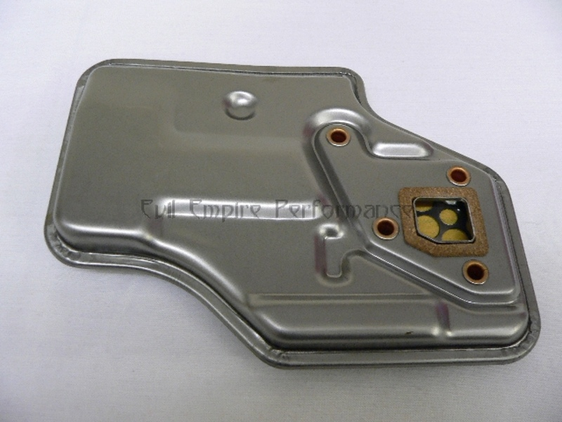 Automatic Gearbox & Electronics