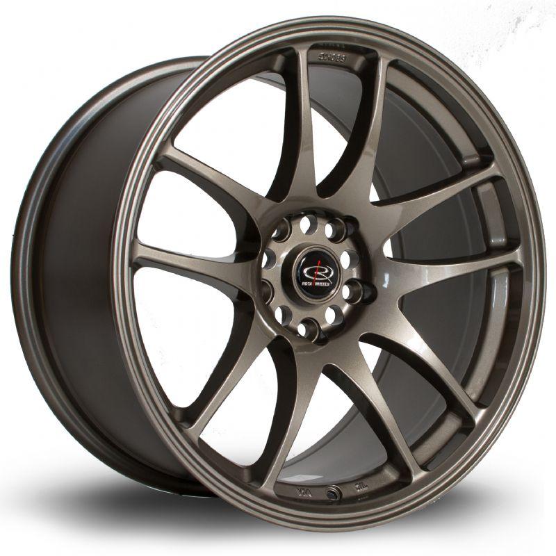 Multi Spoke Wheels