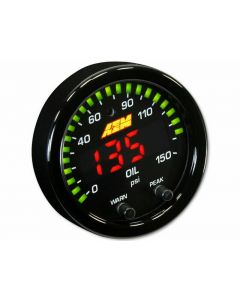52mm AEM X Series Gauge