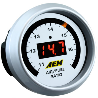 52mm AEM Gauges