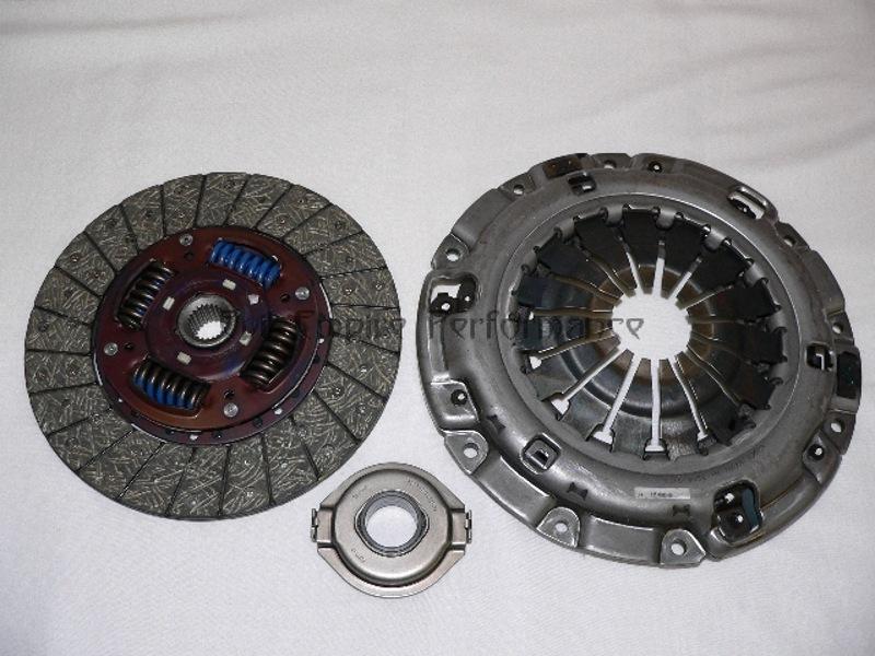 Clutch and Flywheels