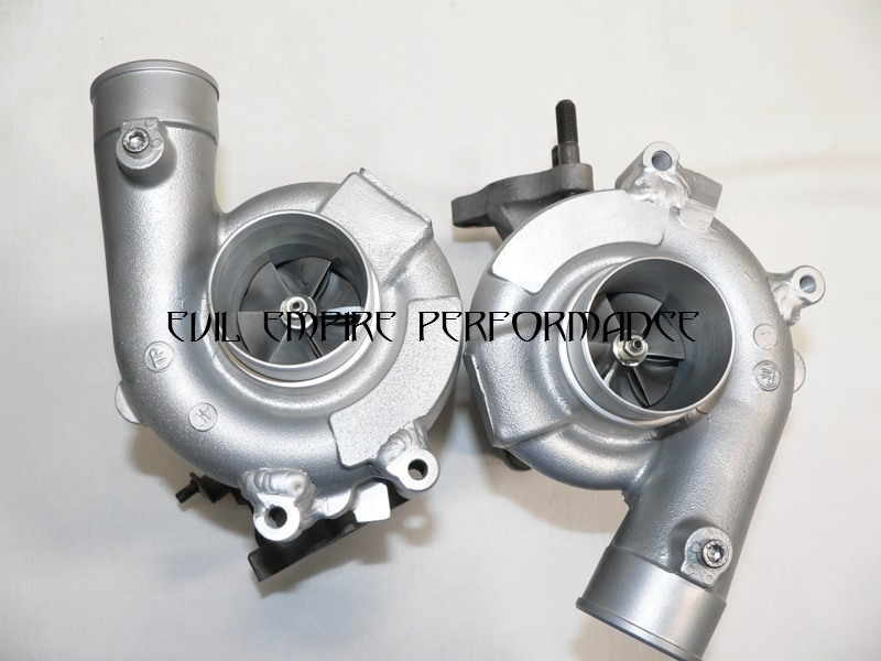 Turbos and Attachments