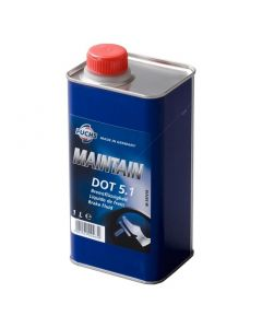 Fuchs Maintain DOT 5.1 Brake Fluid - 1 Litre