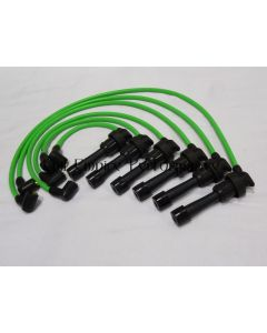 Taylor 8mm Lime Green Spark Plug Lead Kit