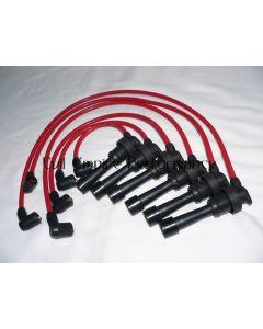 Taylor 8mm Red Spark Plug Lead Kit