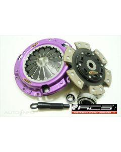 GTO NON Turbo 225mm Xtreme 6 Paddle Ceramic Stage 4 Clutch Kit