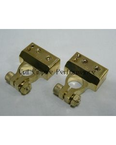 Gold Plated Battery Terminals