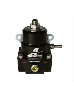Aeromotive A1000 Gen II Fuel Pressure Regulator in Black