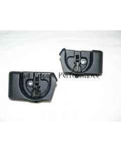 GTO and 3000GT Black Parcel Shelf Mounts