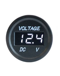 Digital Voltage Gauge with LCD Display