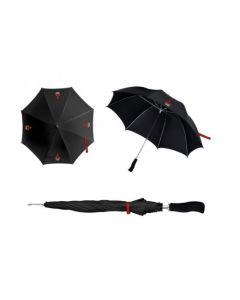 Mitsubishi Branded Automatic Umbrella - Black
