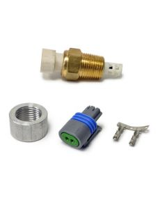 "AEM Air Inlet Temperature Sensor with 3/8"" NPT Male Thread"