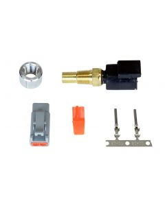 "AEM Temperature Sensor with 1/8"" NPT Male Thread"