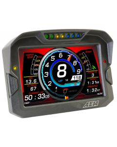 AEM CD-7 Carbon Case Fully Programable Digital Racing Dash Display