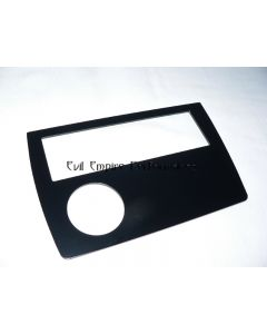Single 52mm Gauge Alloy Audio Surround Panel