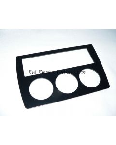Triple 52mm Gauge Alloy Audio Surround Panel