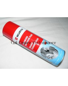 Wurth Brake and Aerosol Part Cleaner 500ml Can
