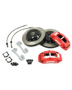 GTO and 3000GT D2 330mm 4 Pot Rear Brake Upgrade Kit