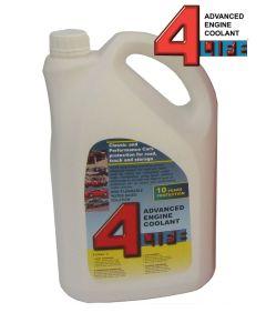 4-Life Advanced Engine Coolant/Antifreeze 5 Litres