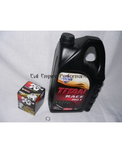 Engine Oil Change Kit With K&N Filter For GTO and 3000GT
