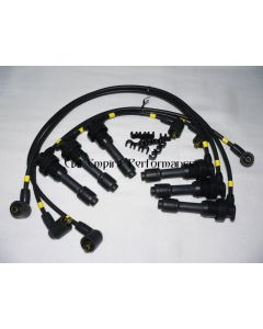 GTO and 3000GT Magnecor KV70 Electrosports Black Spark Plug Lead Kit