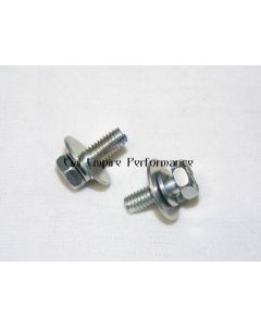 GTO and 3000GT M5 x20mm Bolt With Captive Plain & Locking Washer