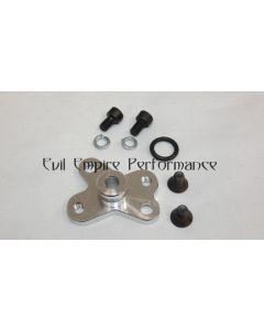 GTO and 3000GT Standard Fuel Rail Fitting Fitting Upgrade using  AEM Fuel Pressure Regulator