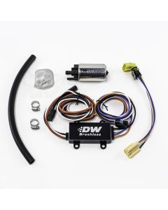 DeatschWerks DW440 440lph Brushless Fuel Pump Kit With PWM Controller