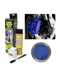 E Tech Brake High Temperature Caliper Paint Blue