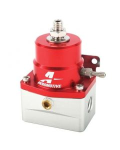 Aeromotive A1000 Fuel Pressure Regulator Red