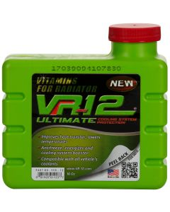 VR12 ULTIMATE Cooling system protection