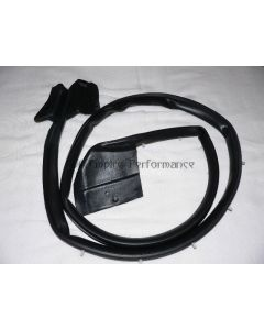 GTO and 3000GT Rubber Weatherstrip Door Glass Seal LHD