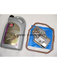 Auto Gearbox Oil Change Kit With Genuine Mitsubishi Filter