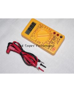 Digital Multimeter and Test Probes