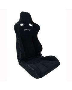 Corbeau Evo RB Reclining Bucket Seat Black