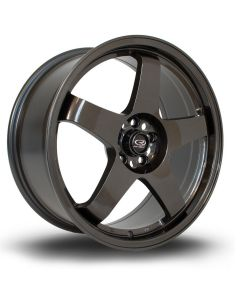 "Rota Gunmetal GTR 18""x8.5"" Wheel Package"