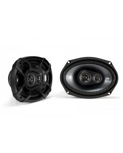 "Kicker CS Series 6"" x 9"" (160 x 230 mm) Triaxial Speaker System"