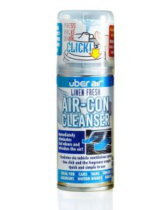 Über Linen Fresh Air-Con Freshener and Cleanser