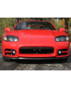 GTO and 3000GT Mk4 Front Bumper Factory Painted Red R71