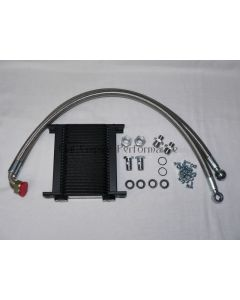 GTO and 3000GT Upgraded Engine Oil Cooler Complete Kit