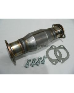 "200 Cell Stainless Steel Catalytic Converter for GTO NON Turbo with 2.5"" Flanges"