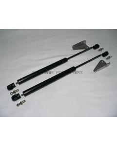 GTO and 3000GT Custom Standard Weight Bonnet Struts Supplied a Pair