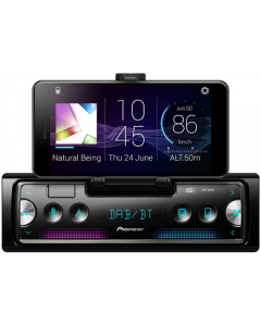 Pioneer SPH 20DAB with DAB+ and Bluetooth with iPhone and Android Control Car Stereo