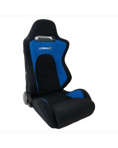Corbeau RS2 Reclining Bucket Seat Blue