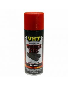 VHT Paint Red Crinkle Finish Cam Covers