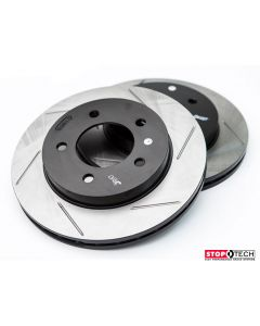 GTO MK1 Stoptech 296mm Slotted Front Brake Disc Kit