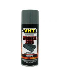 VHT Paint Grey Wrinkle Finish Cam Covers